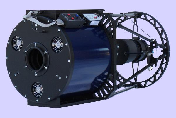 ТЕЛЕСКОП СИСТЕМЫ РИЧИ-КРЕТЬЕНА (Оптическая труба в сборе) ASTROSIB RC360.