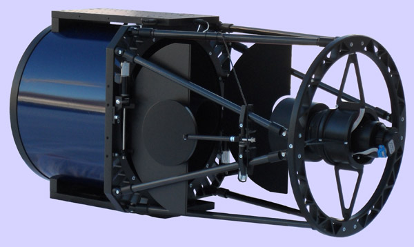 astrosib telescopes of ritchey-chretien system rc360