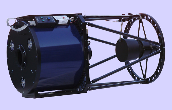 astrosib telescopes of ritchey-chretien system rc400
